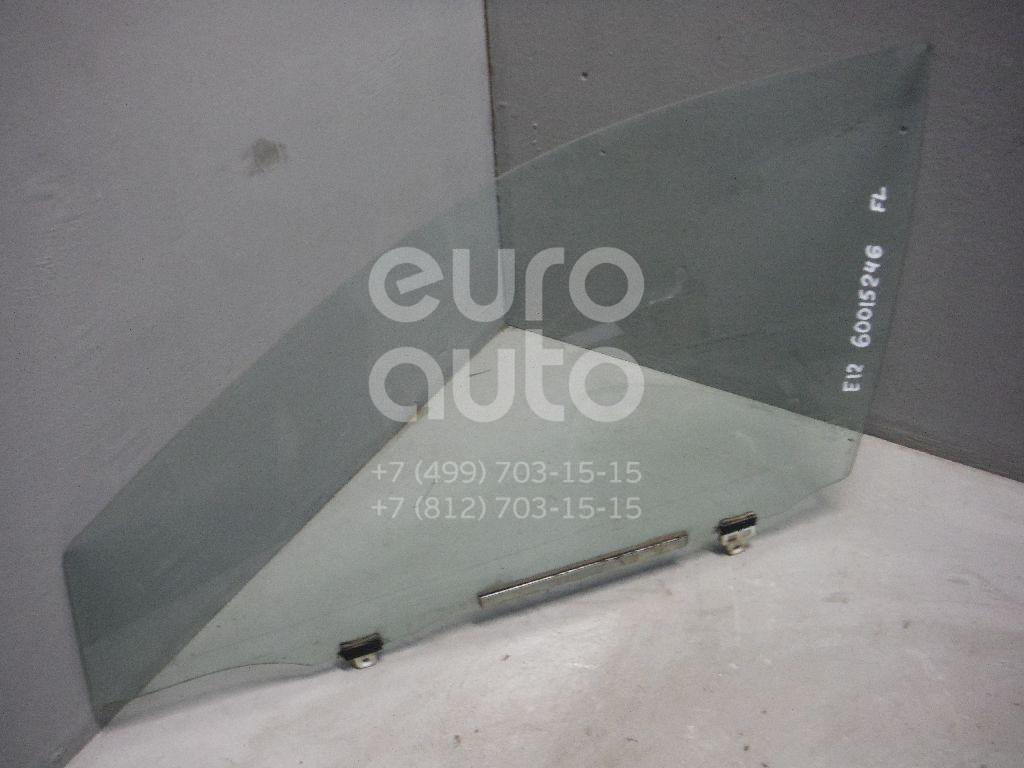Стекло двери передней левой для Toyota Corolla E12 2001-2006 - Фото №1