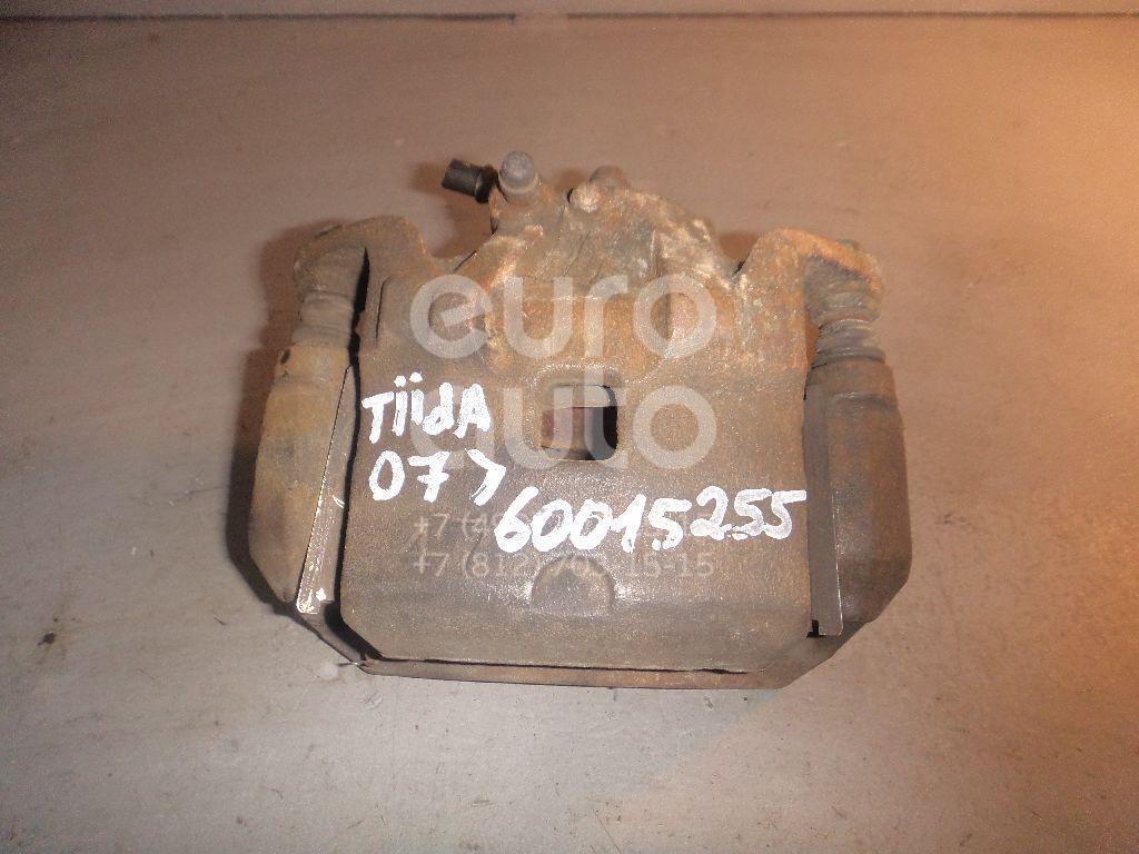 Суппорт передний правый для Nissan Tiida (C11) 2007> - Фото №1