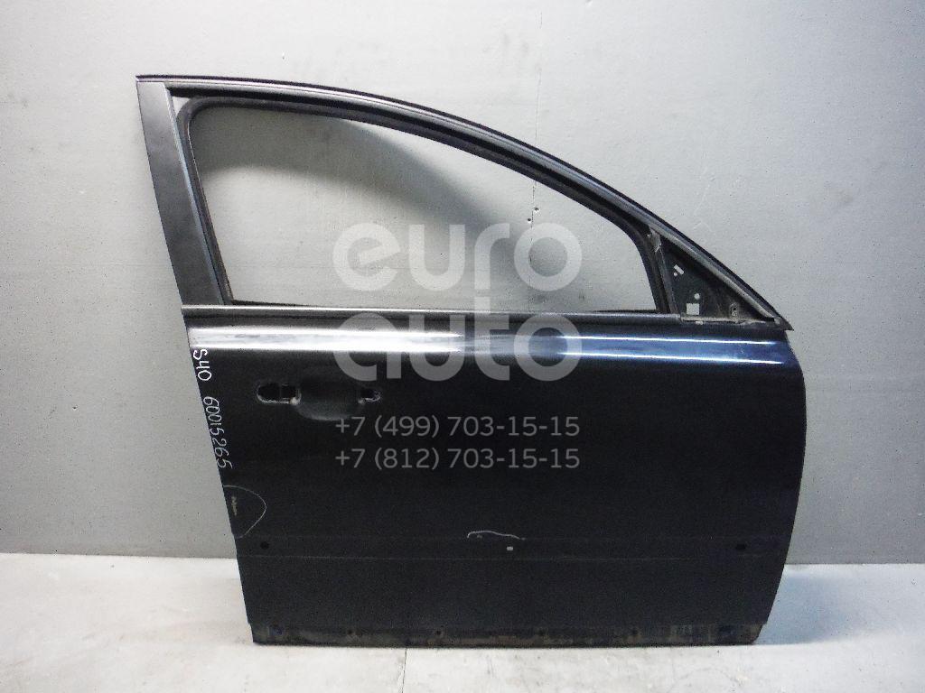 Дверь передняя правая для Volvo S40 2004-2012 - Фото №1