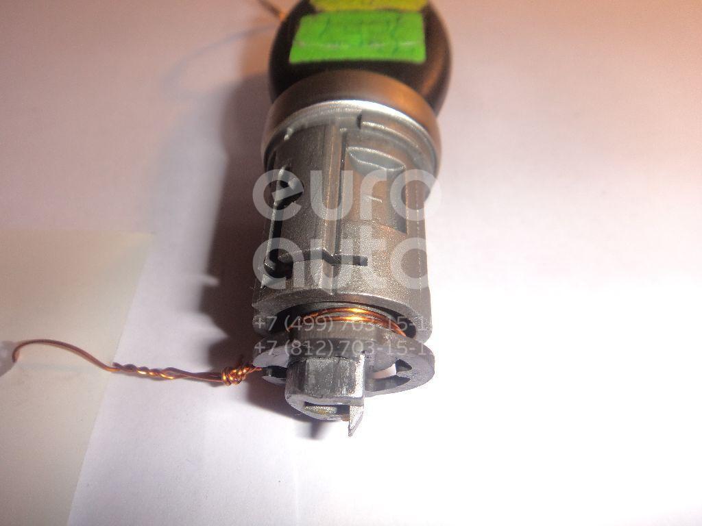 Вставка замка зажигания с ключом для Ford Fiesta 2001-2008 - Фото №1