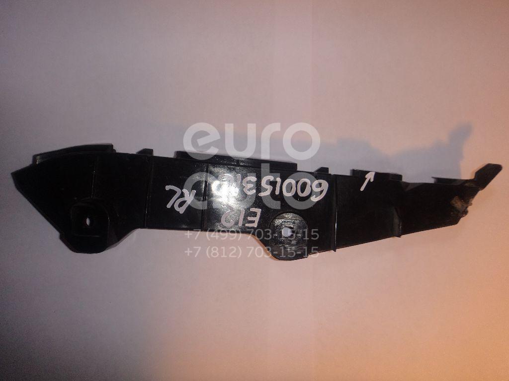Направляющая заднего бампера левая для Toyota Corolla E12 2001-2006 - Фото №1