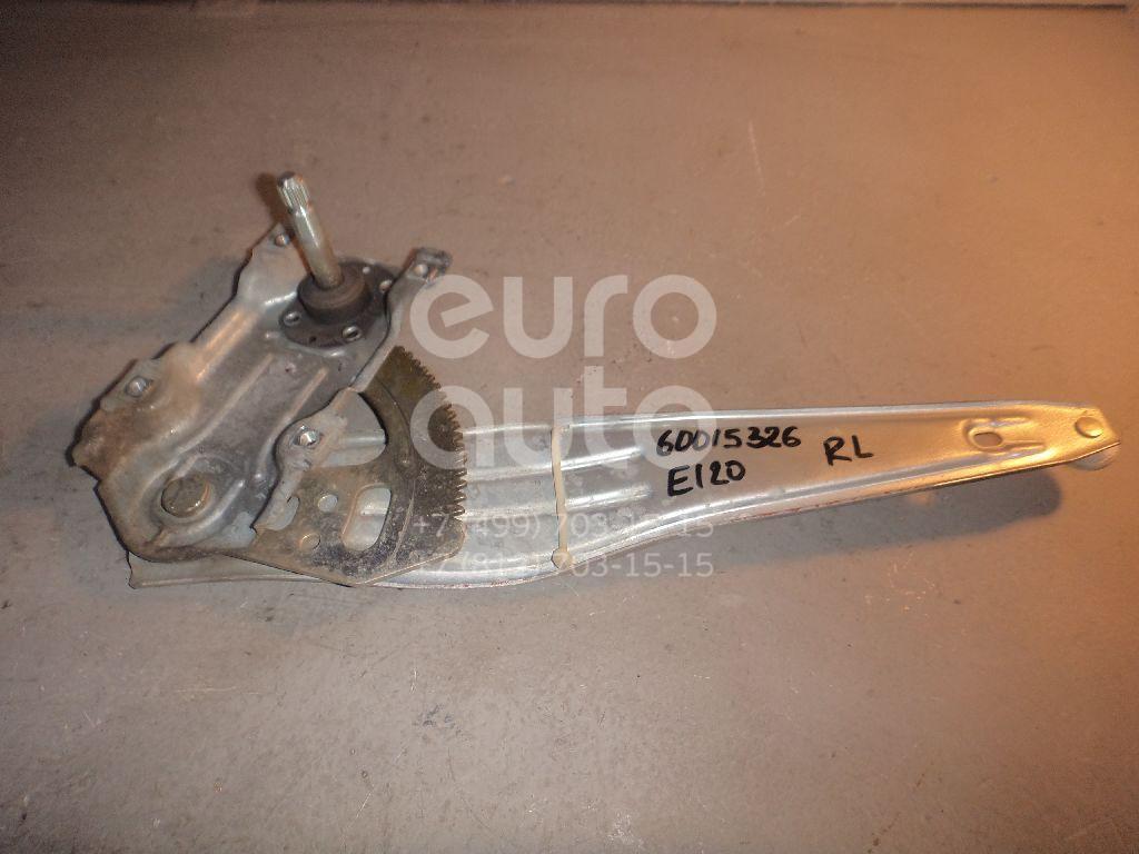 Стеклоподъемник механ. задний левый для Toyota Corolla E12 2001-2006 - Фото №1