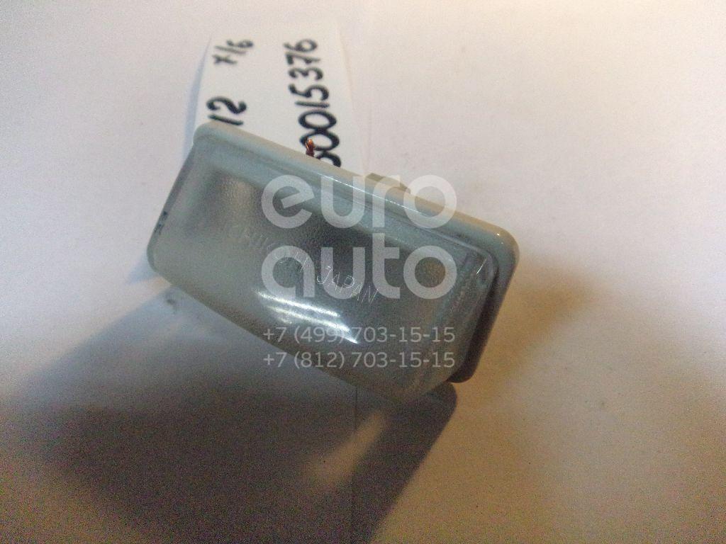 Фонарь подсветки номера для Toyota Corolla E12 2001-2006 - Фото №1