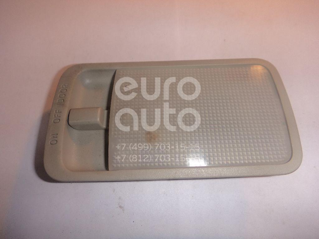 Плафон салонный для Toyota Corolla E12 2001-2007;Avensis Verso (M20) 2001-2009;CorollaVerso 2004-2009 - Фото №1