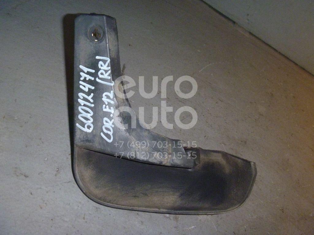 Брызговик задний правый для Toyota Corolla E12 2001-2007 - Фото №1