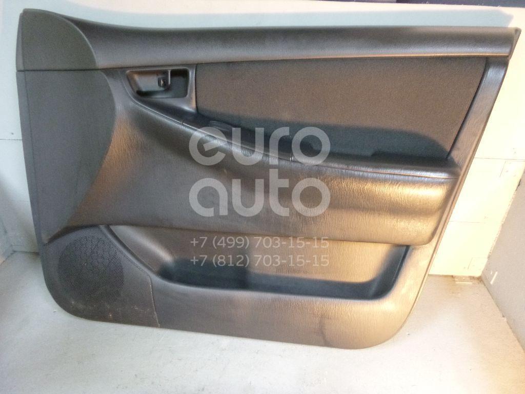 Обшивка двери передней правой для Toyota Corolla E12 2001-2006 - Фото №1
