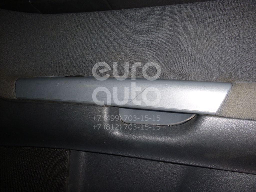 Обшивка двери передней правой для Volvo S40 2004-2012 - Фото №1