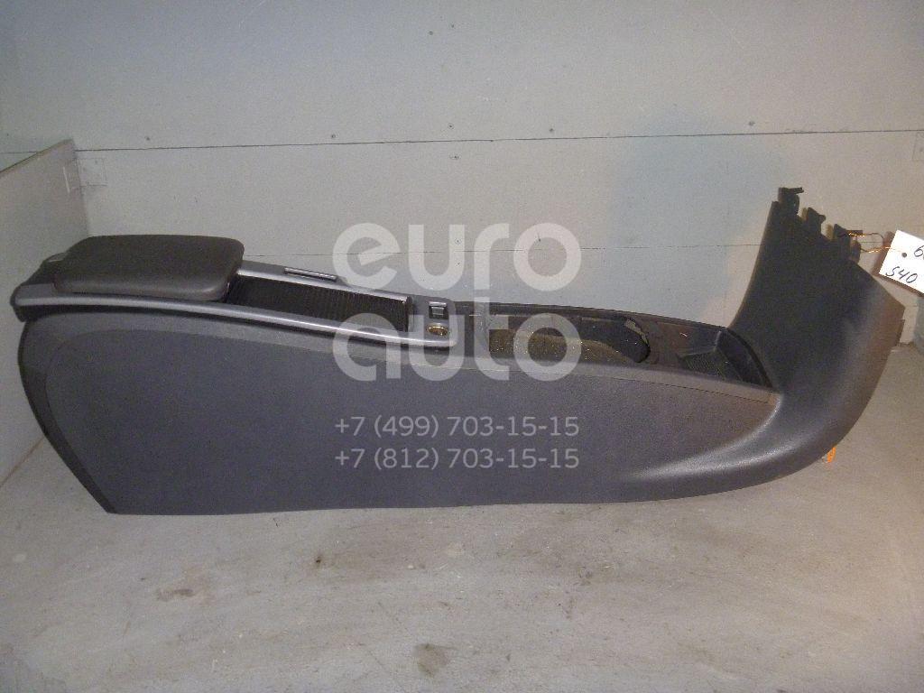 Консоль для Volvo S40 2004-2012;C30 2006-2013;C70 2006-2013 - Фото №1