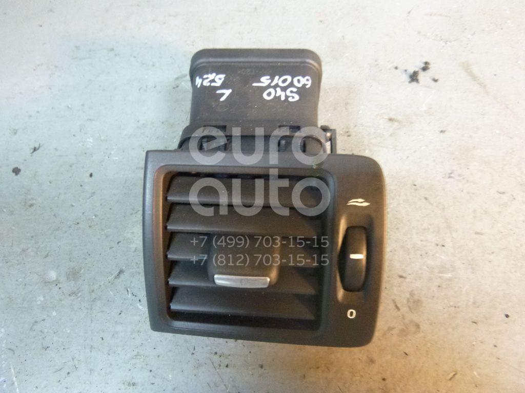 Дефлектор воздушный для Volvo S40 2004-2012 - Фото №1