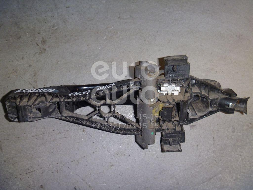 Ручка двери передней наружная правая для Volvo S40 2004-2012 - Фото №1