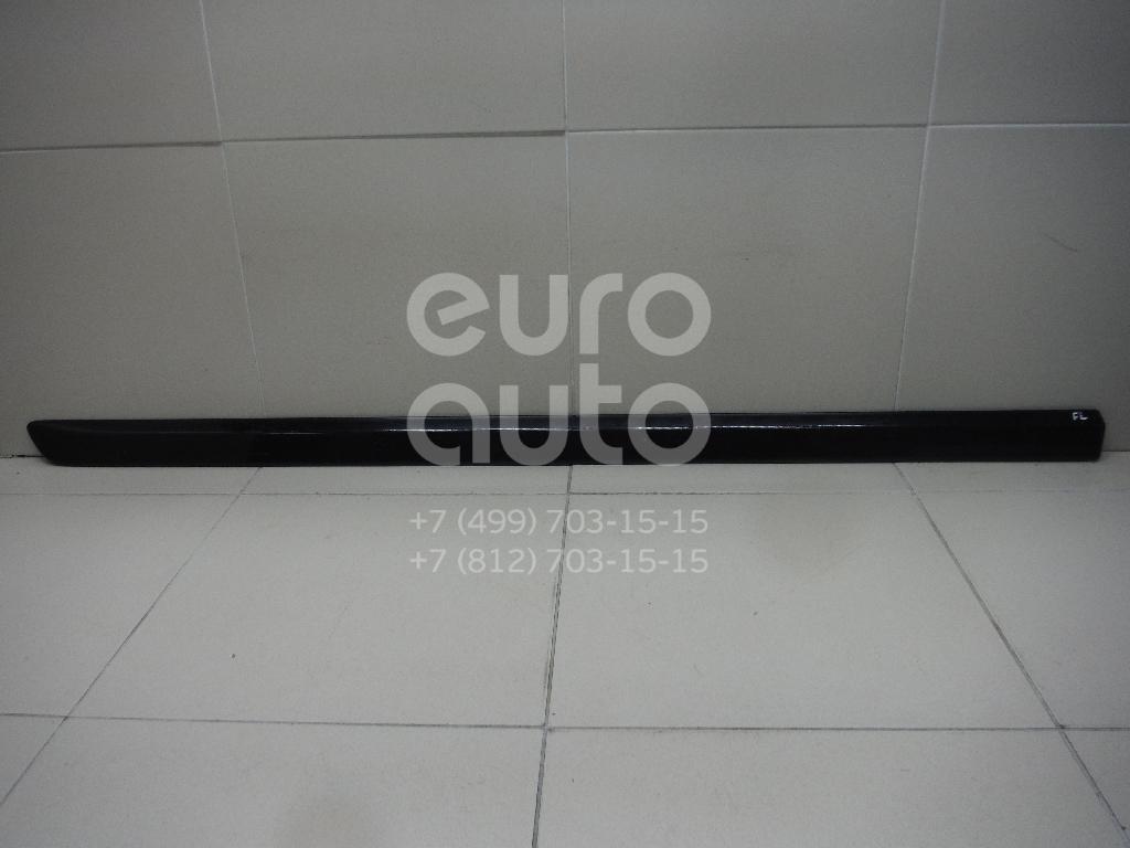 Молдинг передней левой двери для Volvo S40 2004-2012 - Фото №1