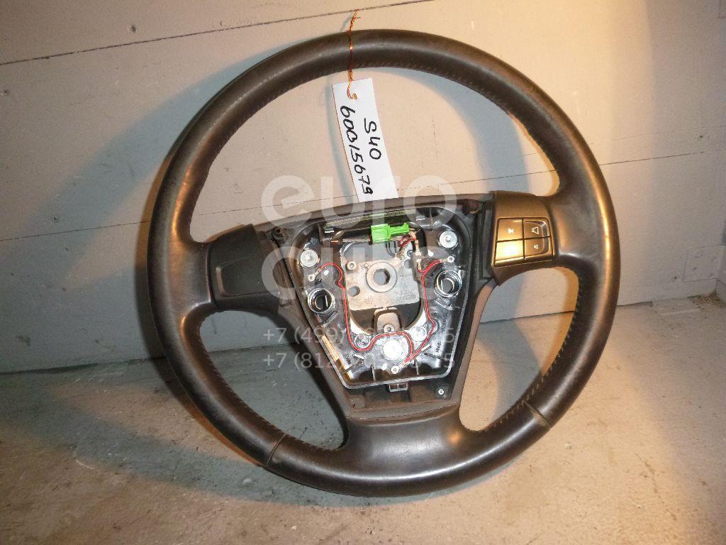 Рулевое колесо для AIR BAG (без AIR BAG) для Volvo S40 2004-2012;V50 2004-2012 - Фото №1