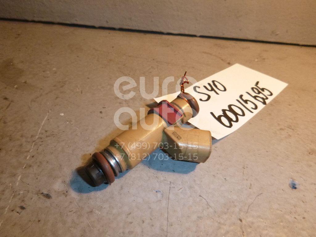 Форсунка инжекторная электрическая для Volvo S40 2004-2012;V50 2004-2012 - Фото №1