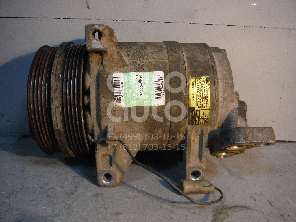 Компрессор системы кондиционирования для Volvo S40 2004-2012;V50 2004-2012;C30 2006-2013;C70 2006-2013 - Фото №1