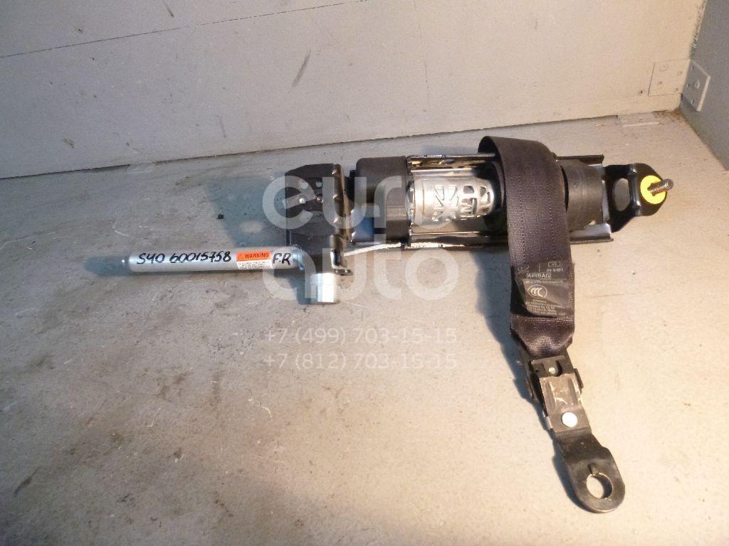 Ремень безопасности с пиропатроном для Volvo S40 2004-2012;V50 2004-2012 - Фото №1