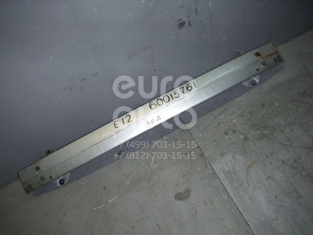 Усилитель заднего бампера для Toyota Corolla E12 2001-2006 - Фото №1