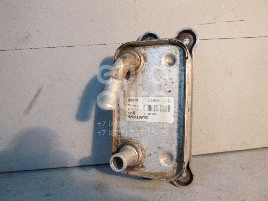 Радиатор (маслоохладитель) АКПП для Volvo S40 2004>;V50 2004>;S80 2006>;C30 2006>;V70 2007> - Фото №1
