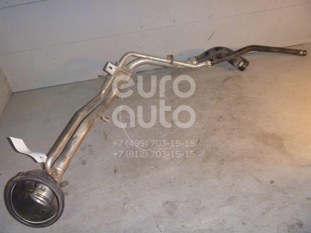 Горловина топливного бака для Volvo S40 2004-2012;V50 2004-2012 - Фото №1