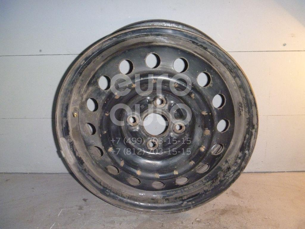 Диск колесный железо для Toyota Corolla E12 2001-2006 - Фото №1
