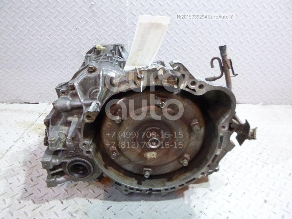 АКПП (автоматическая коробка переключения передач) для Toyota Corolla E12 2001-2006 - Фото №1
