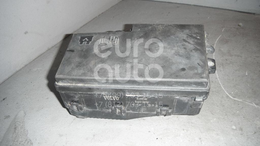 Блок предохранителей для Volvo S40 2004-2012;V50 2004-2012;C30 2006-2013;C70 2006-2013 - Фото №1