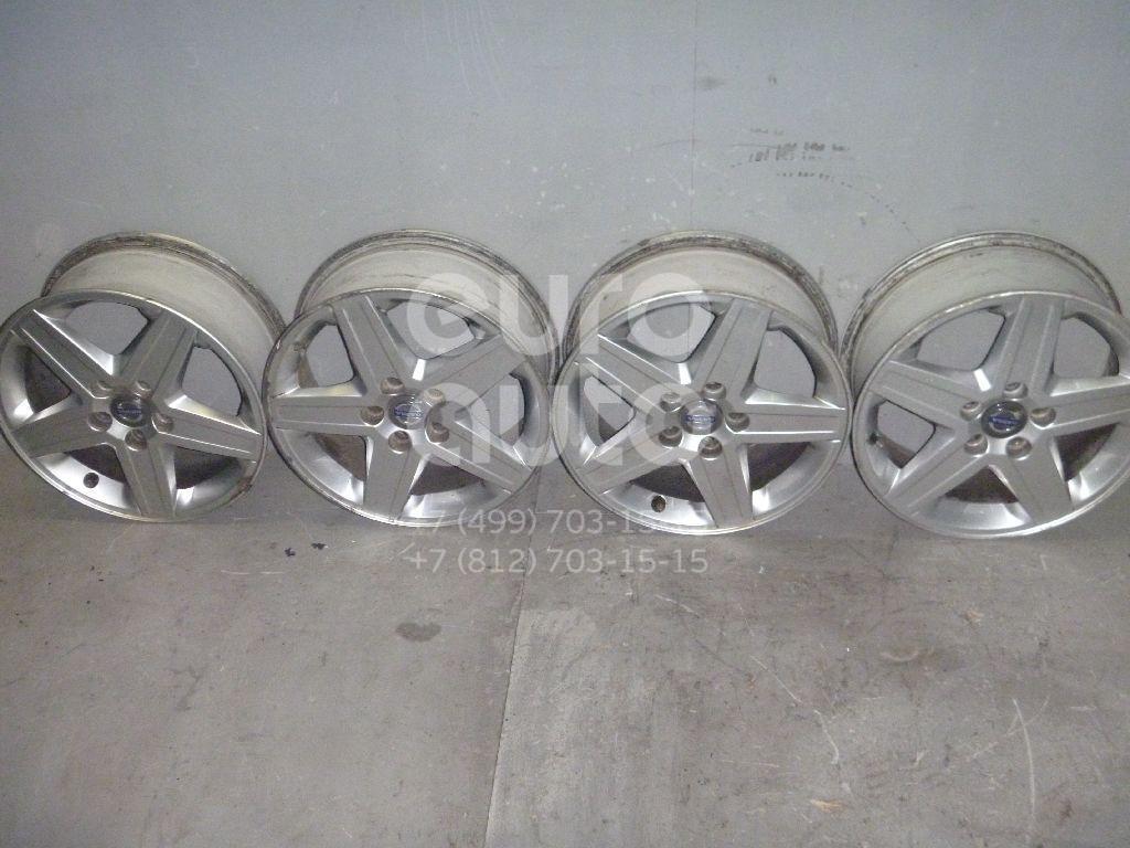Диски колесные легкосплавные (к-кт) для Volvo S40 2004-2012 - Фото №1
