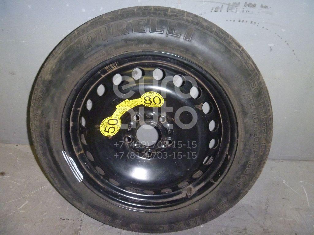 Диск запасного колеса (докатка) для Volvo S40 2004>;V70 2001-2006;S80 1998-2006 - Фото №1