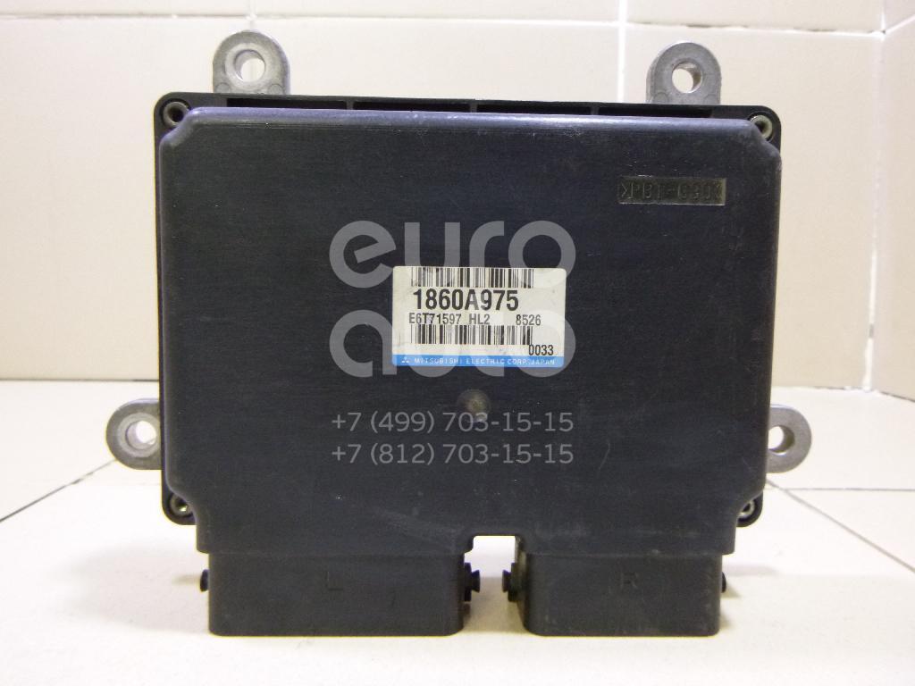 Блок управления двигателем для Mitsubishi Lancer (CX,CY) 2007> - Фото №1