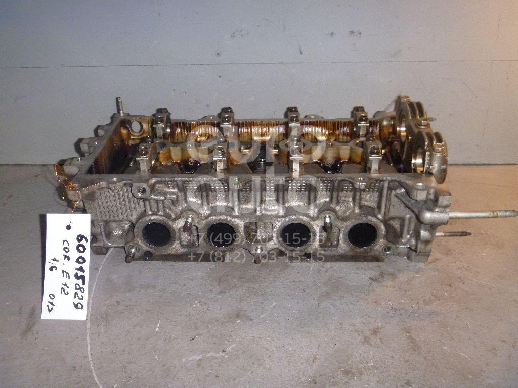 Головка блока для Toyota Corolla E12 2001-2006;Avensis II 2003-2008;Avensis I 1997-2003;RAV 4 2000-2005;Corolla E15 2006-2013;CorollaVerso 2004-2009 - Фото №1