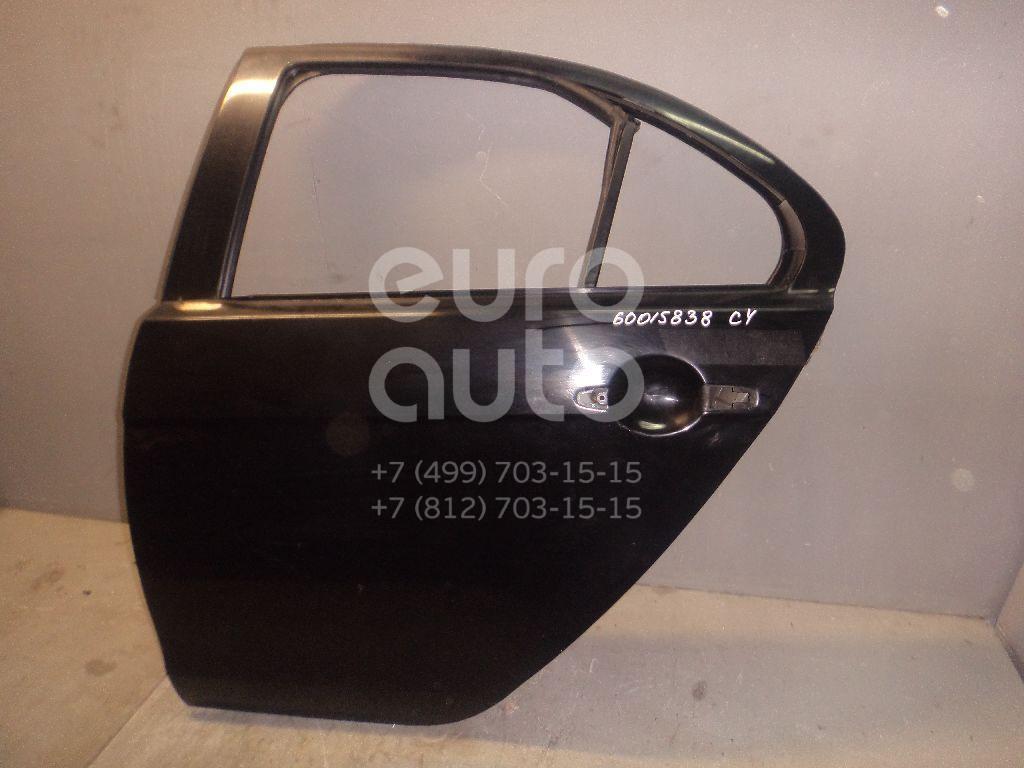 Дверь задняя левая для Mitsubishi Lancer (CX,CY) 2007> - Фото №1