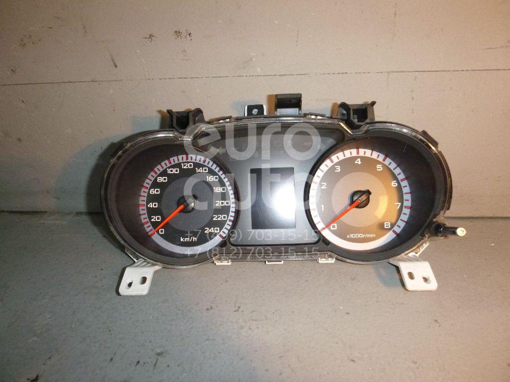 Панель приборов для Mitsubishi Lancer (CX,CY) 2007>;Outlander XL (CW) 2006-2012 - Фото №1