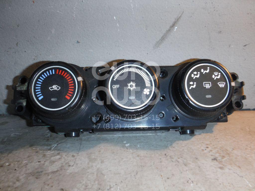Блок управления отопителем для Mitsubishi Lancer (CX,CY) 2007> - Фото №1