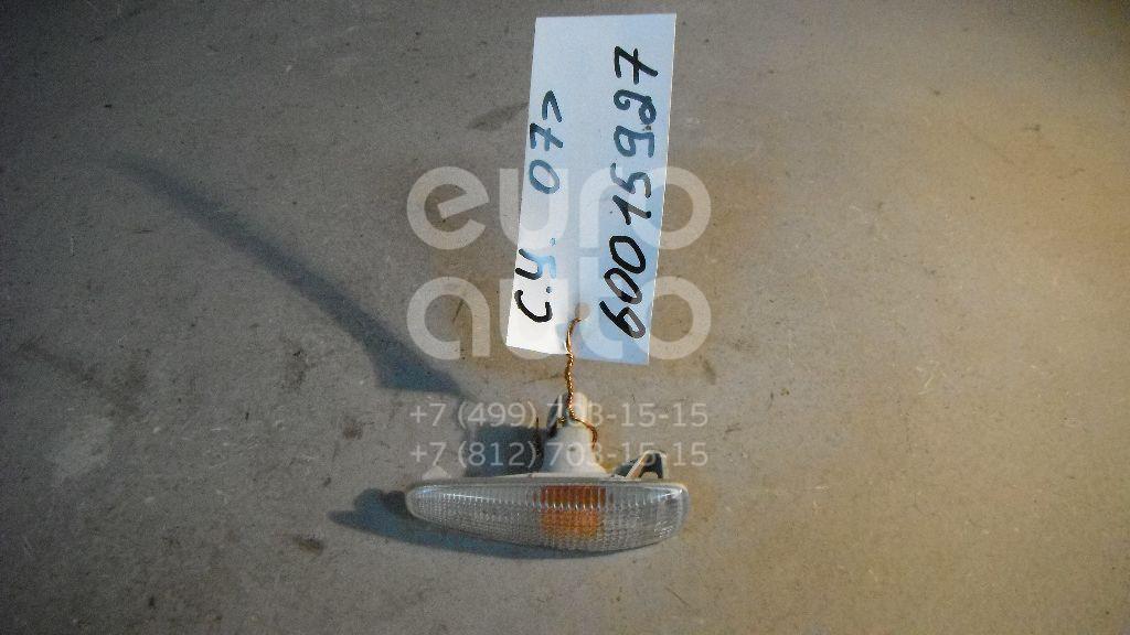 Повторитель на крыло для Mitsubishi Lancer (CX,CY) 2007>;Pajero/Montero IV (V8, V9) 2007>;Outlander XL (CW) 2006-2012 - Фото №1