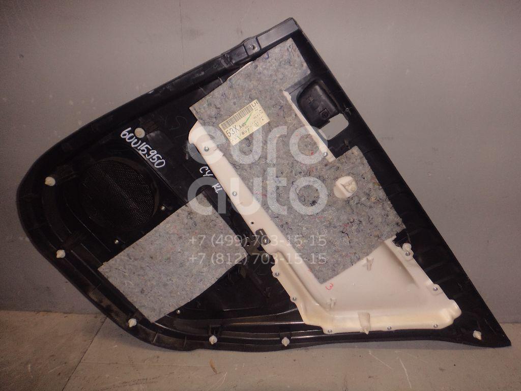 Обшивка двери задней левой для Mitsubishi Lancer (CX,CY) 2007> - Фото №1
