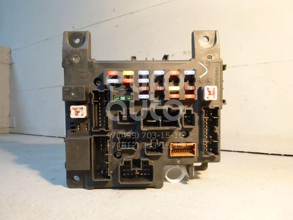 Блок предохранителей для Mitsubishi Lancer (CX,CY) 2007> - Фото №1