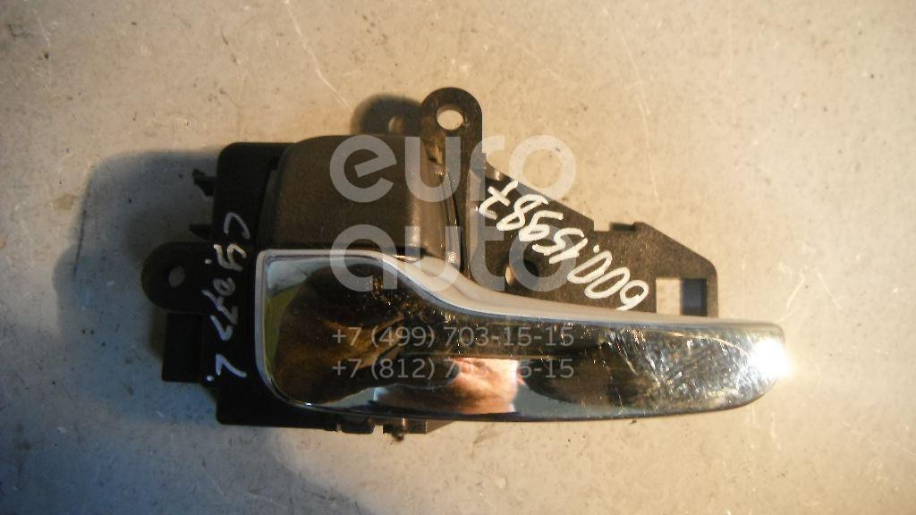 Ручка двери внутренняя левая для Mitsubishi Lancer (CX,CY) 2007>;L200 (KB) 2006> - Фото №1