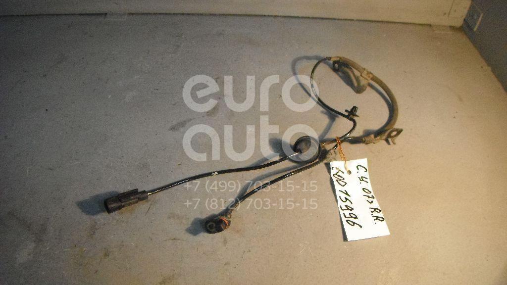 Датчик ABS задний правый для Mitsubishi Lancer (CX,CY) 2007>;Outlander XL (CW) 2006-2012 - Фото №1
