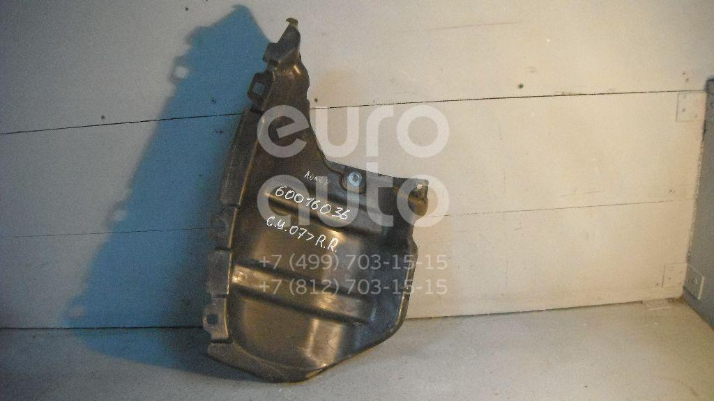 Локер задний правый для Mitsubishi Lancer (CX,CY) 2007> - Фото №1