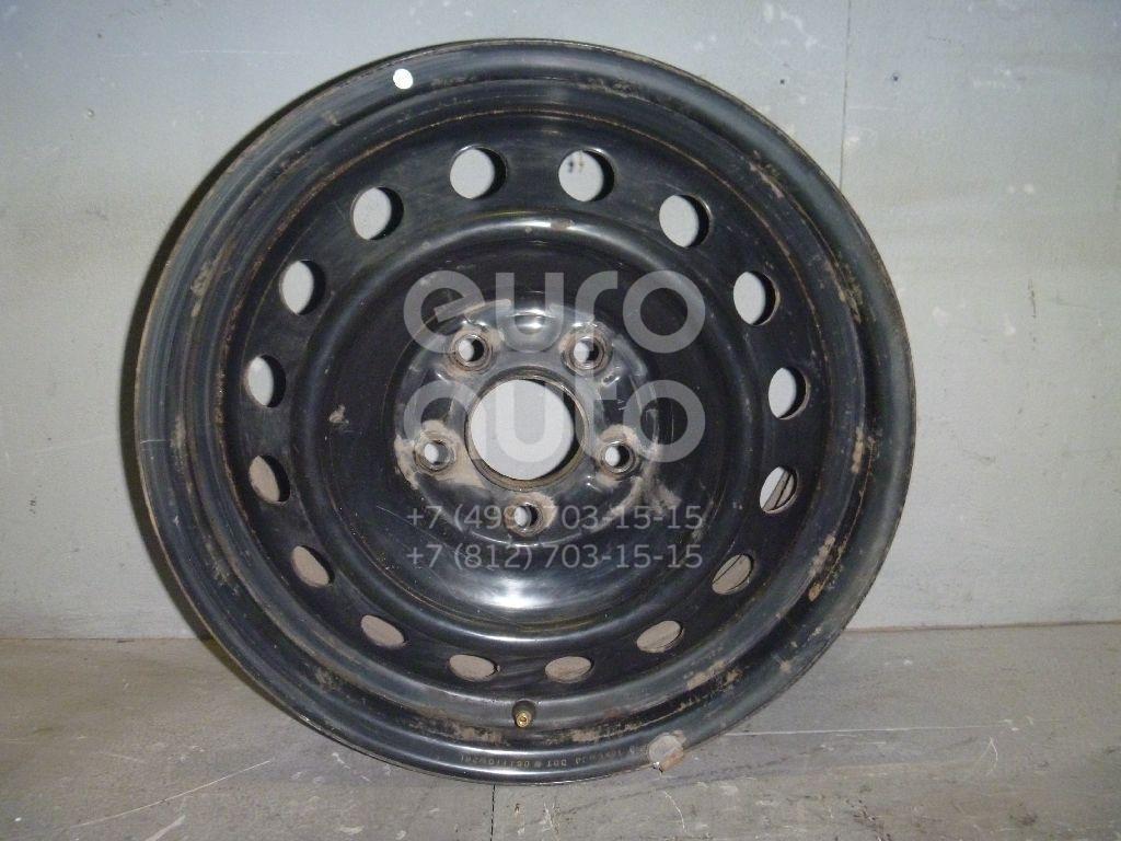 Диск колесный железо для Mitsubishi Lancer (CX,CY) 2007> - Фото №1