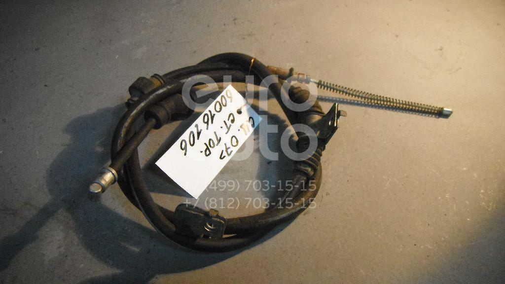 Трос стояночного тормоза правый для Mitsubishi Lancer (CX,CY) 2007> - Фото №1