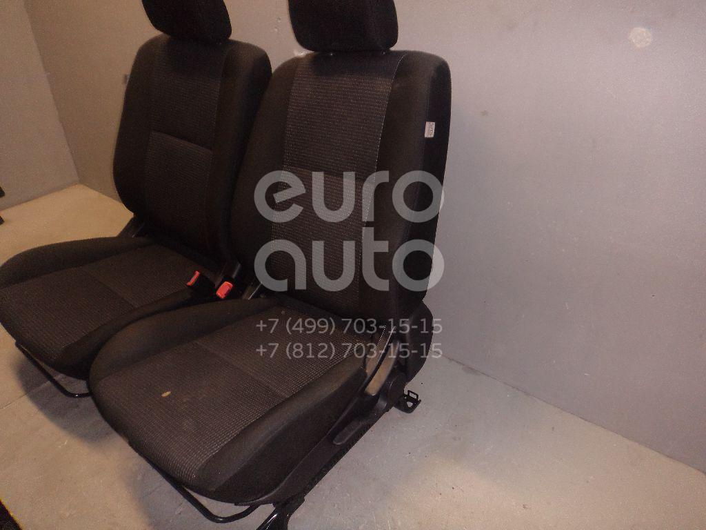 К-кт сидений для Mitsubishi Lancer (CX,CY) 2007> - Фото №1