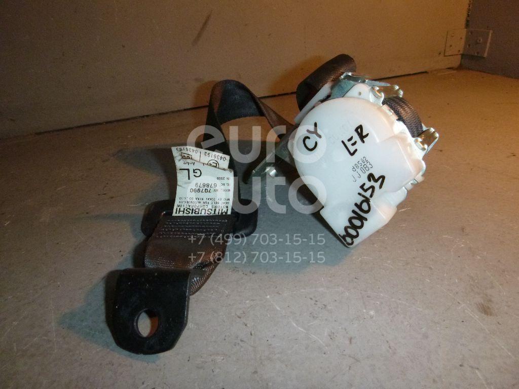 Ремень безопасности для Mitsubishi Lancer (CX,CY) 2007> - Фото №1