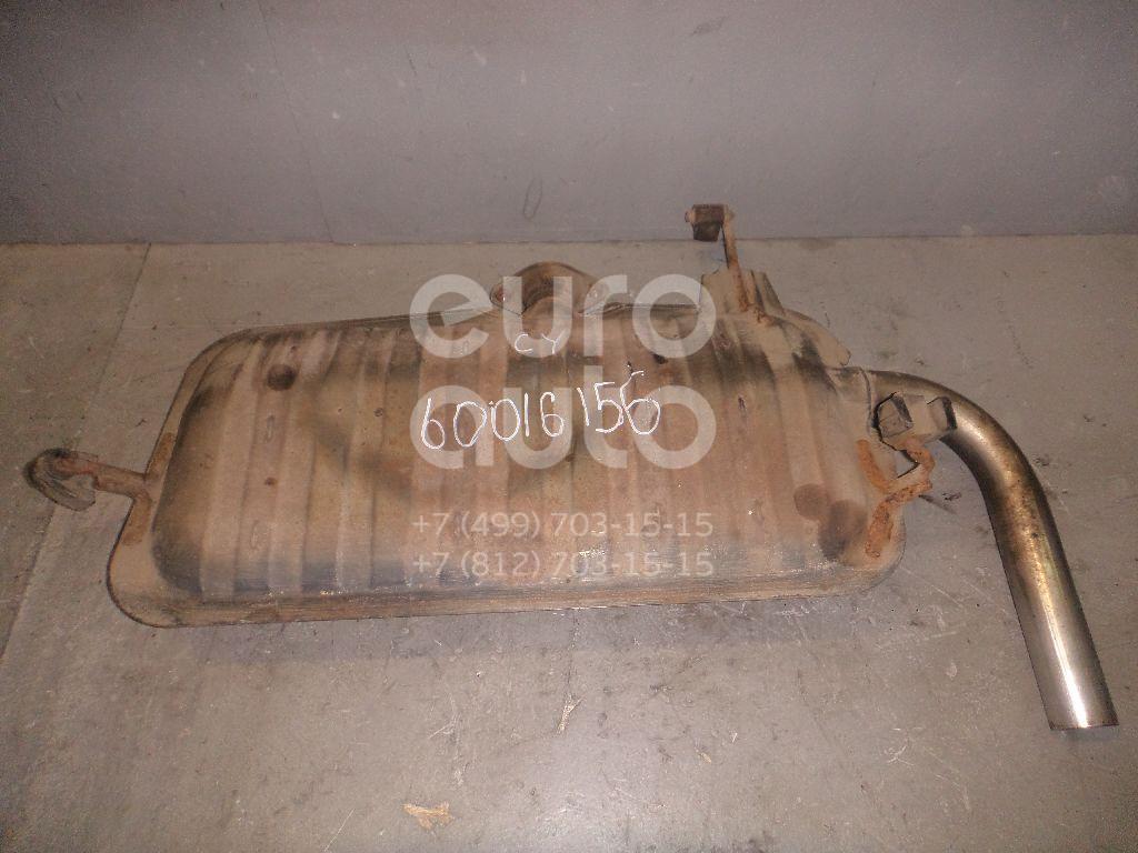 Задняя часть глушителя для Mitsubishi Lancer (CX,CY) 2007> - Фото №1