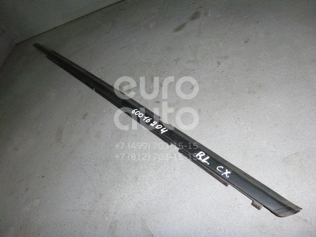 Накладка стекла заднего левого для Mitsubishi Lancer (CX,CY) 2007> - Фото №1