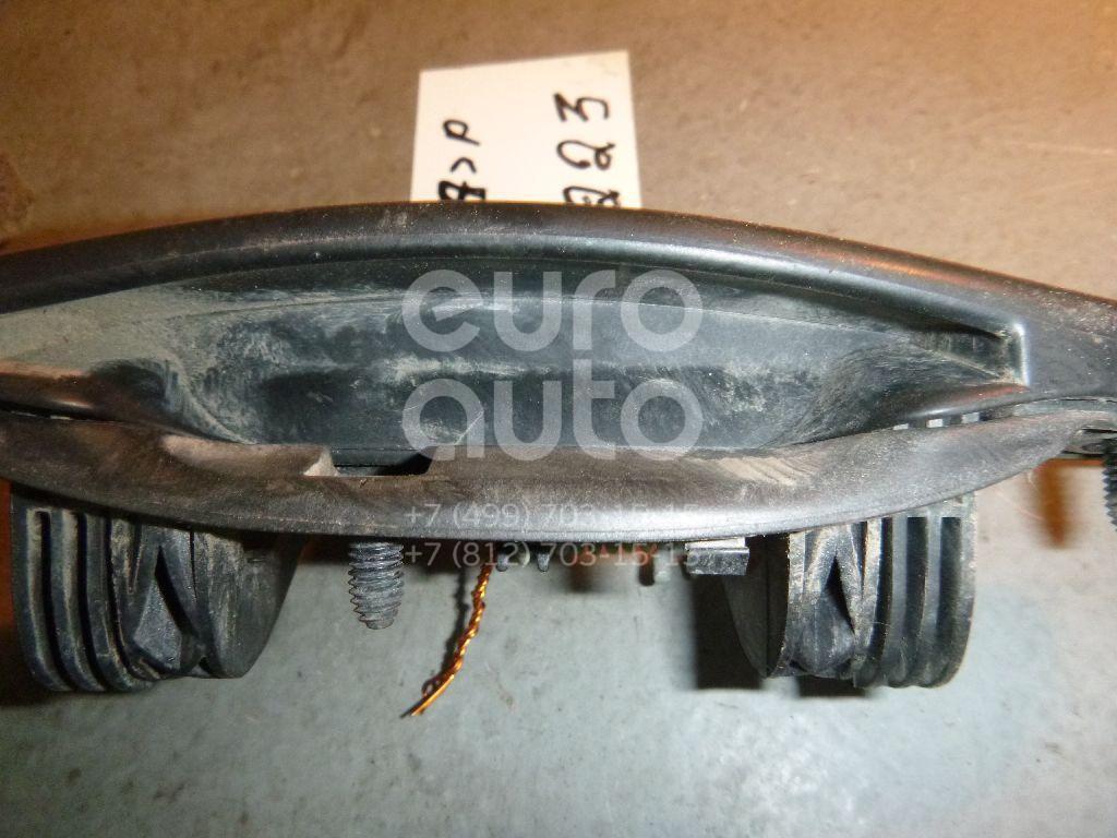 Ручка двери наружная правая для Renault Sandero 2009-2014;Symbol II 2008-2012;Duster 2012> - Фото №1