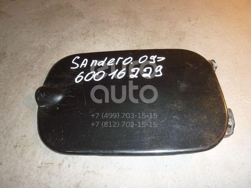Лючок бензобака для Renault Sandero 2009-2014 - Фото №1