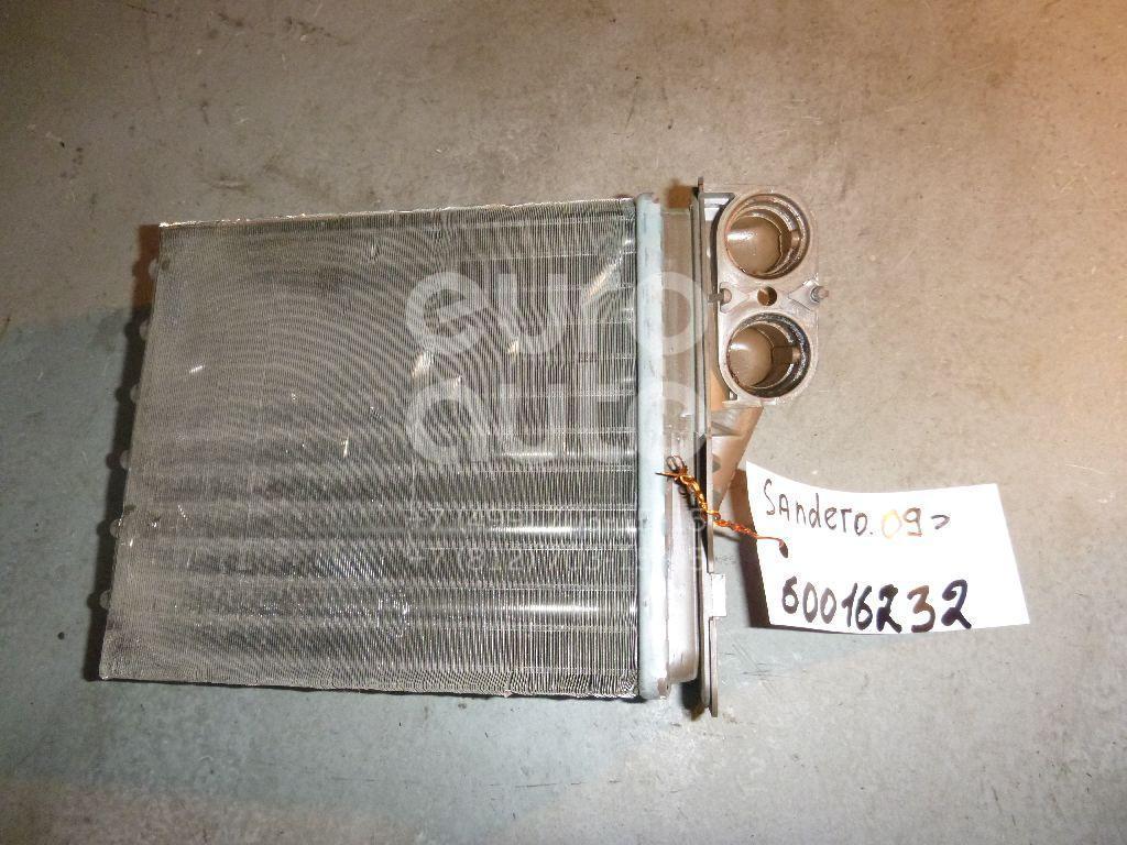 Радиатор отопителя для Renault Sandero 2009-2014;Logan 2005-2014 - Фото №1