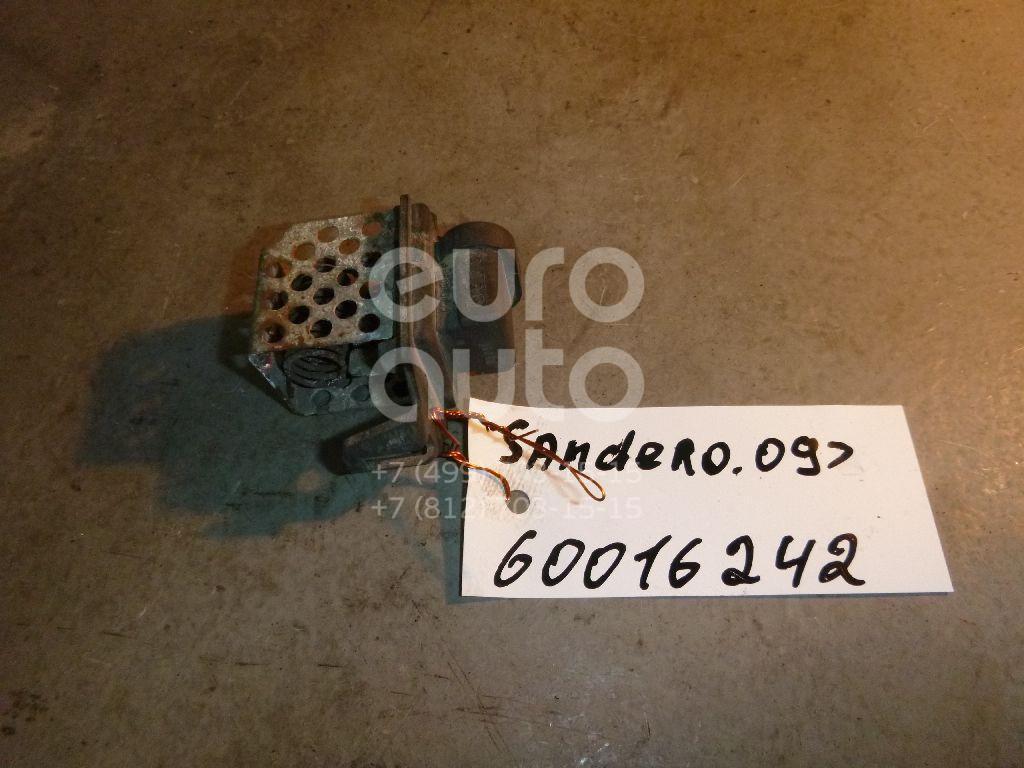 Резистор для Renault Sandero 2009-2014 - Фото №1