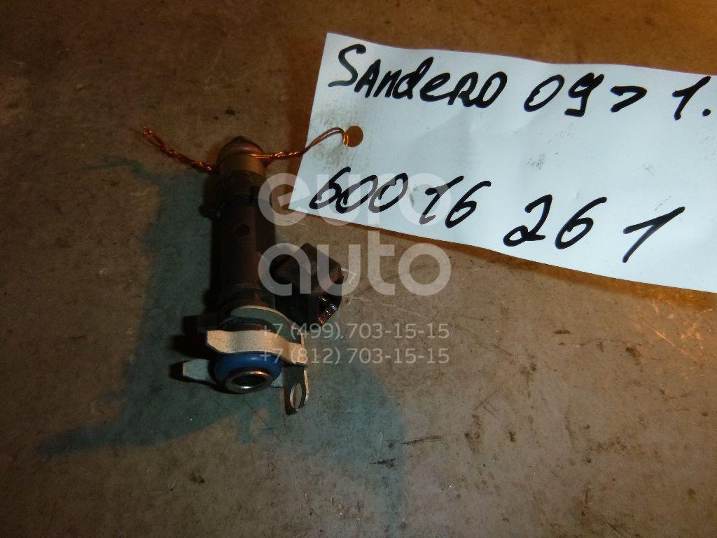 Форсунка инжекторная электрическая для Renault Sandero 2009-2014;Logan 2005-2014;Kangoo 2008>;Sandero 2014> - Фото №1