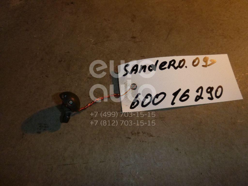 Форсунка омывателя лобового стекла для Renault Sandero 2009-2014;Megane I 1996-1999;Logan 2005-2014;Megane I 1999-2003;Scenic 1996-1999;Scenic 1999-2003;Duster 2012> - Фото №1